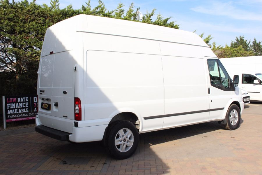 FORD TRANSIT 350 TDCI 125 LIMITED LWB HIGH ROOF FWD - 4893 - 3