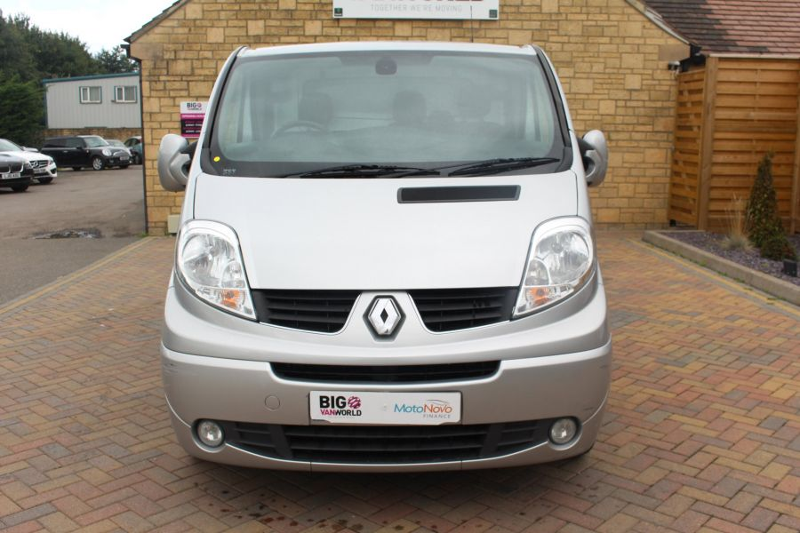 RENAULT TRAFIC LL29 DCI 115 SPORT SPECIAL EDITION LWB LOW ROOF - 6693 - 9