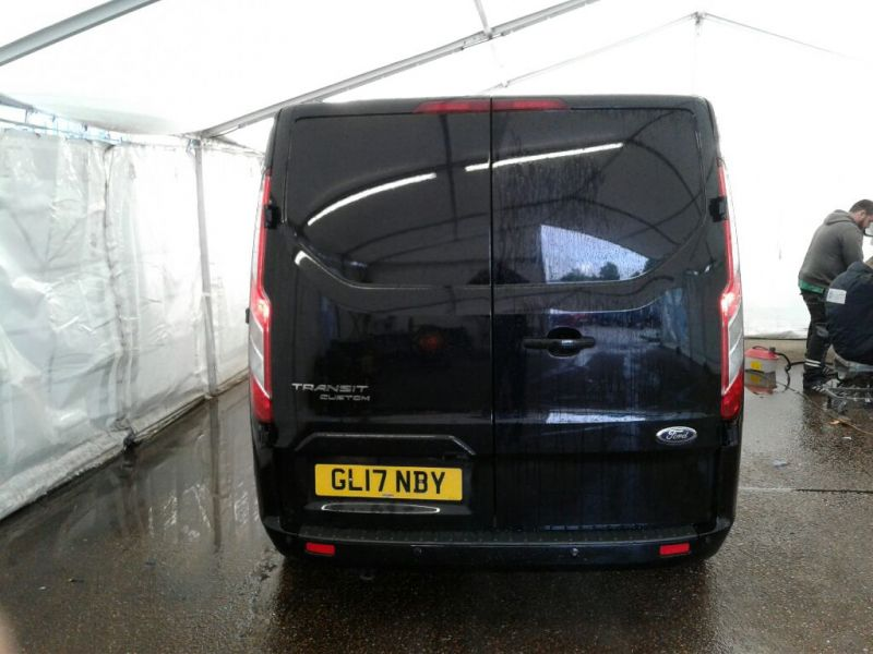FORD TRANSIT CUSTOM 270 TDCI 130 L1 H1 LIMITED SWB LOW ROOF FWD - 9460 - 3