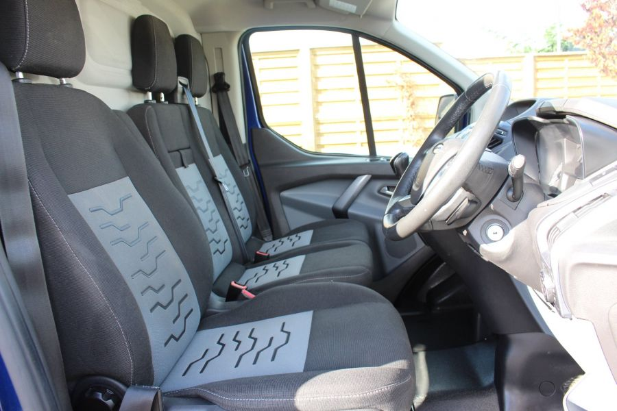 FORD TRANSIT CUSTOM 310 TDCI 155 L2 H1 LIMITED LWB LOW ROOF - 6620 - 12