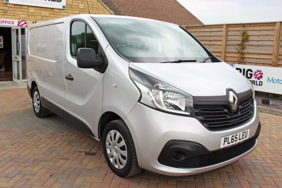 RENAULT TRAFIC SL27 DCI 120 BUSINESS PLUS ENERGY SWB LOW ROOF - 9258 - 3