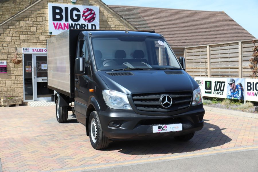 MERCEDES SPRINTER 313 CDI 129 SINGLE CAB NEW BUILD HIGH SIDED ALLOY TIPPER - 9672 - 14