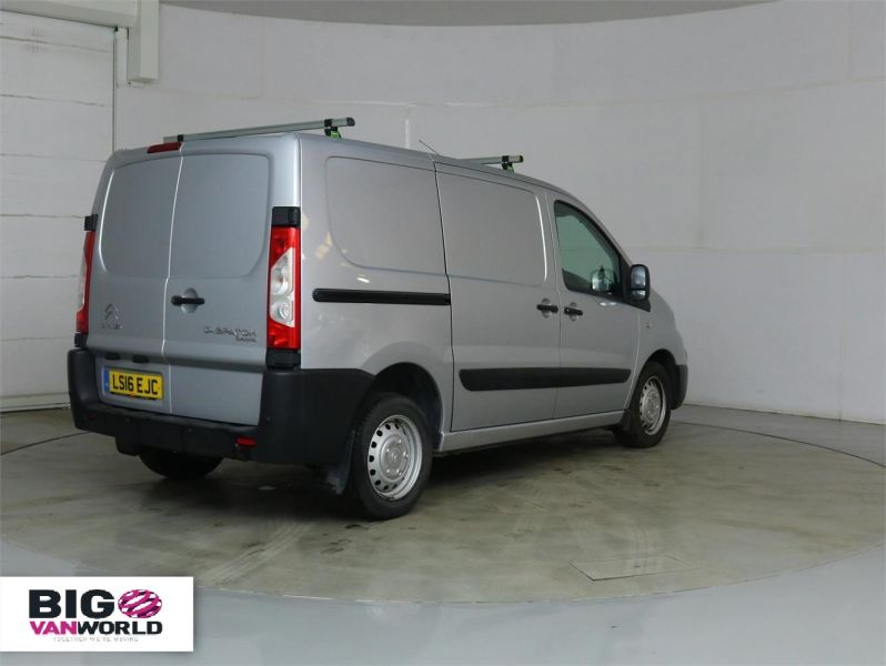 CITROEN DISPATCH 1000 HDI 90 L1 H1 ENTERPRISE SWB LOW ROOF - 7976 - 2