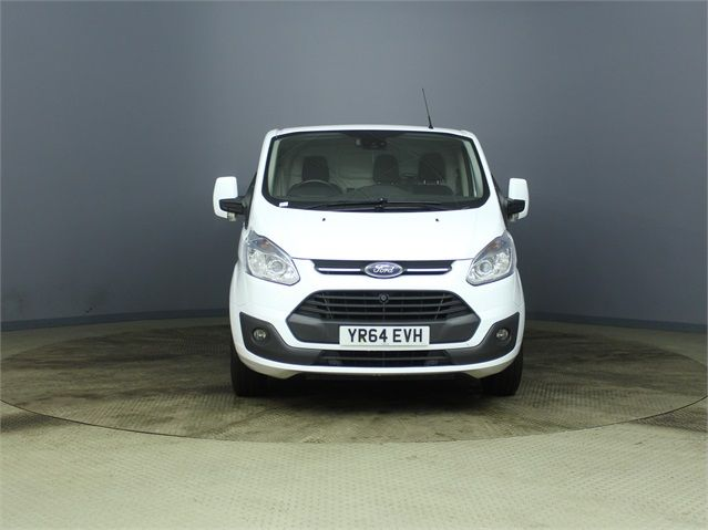 FORD TRANSIT CUSTOM 290 TDCI 155 L1 H1 LIMITED SWB LOW ROOF FWD - 7106 - 6