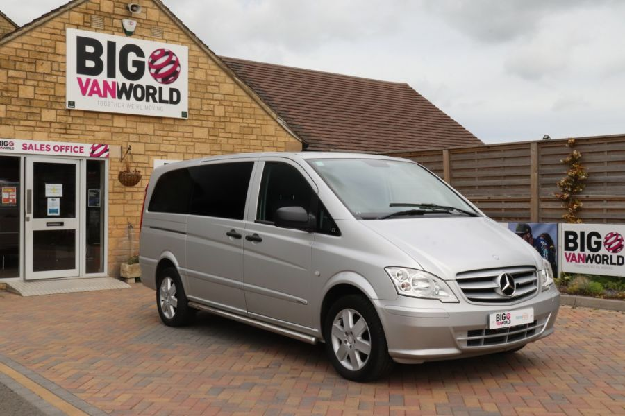 MERCEDES VITO 116 CDI 163 SPORT LWB LOW ROOF - 11041 - 3