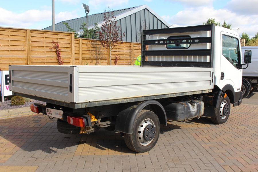 NISSAN CABSTAR 34.12 DCI 121 SWB ALLOY DROPSIDE - 6795 - 5