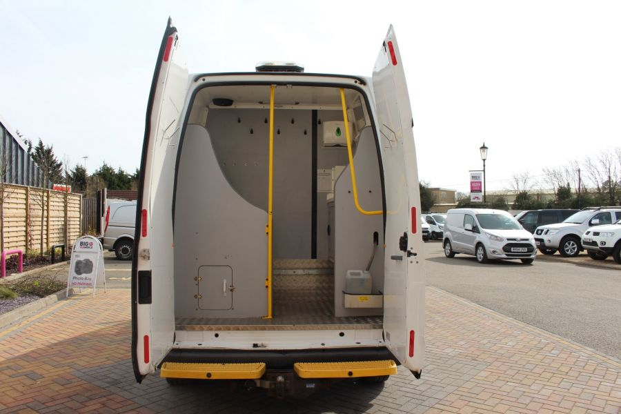 FORD TRANSIT 350 TDCI 100 LWB HIGH ROOF 7 SEAT MESSING UNIT - 7251 - 23