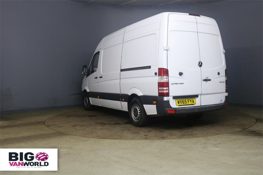 MERCEDES SPRINTER 313 CDI 129 MWB HIGH ROOF FRIDGE / FREEZER WITH OVERNNIGHT - 10181 - 4