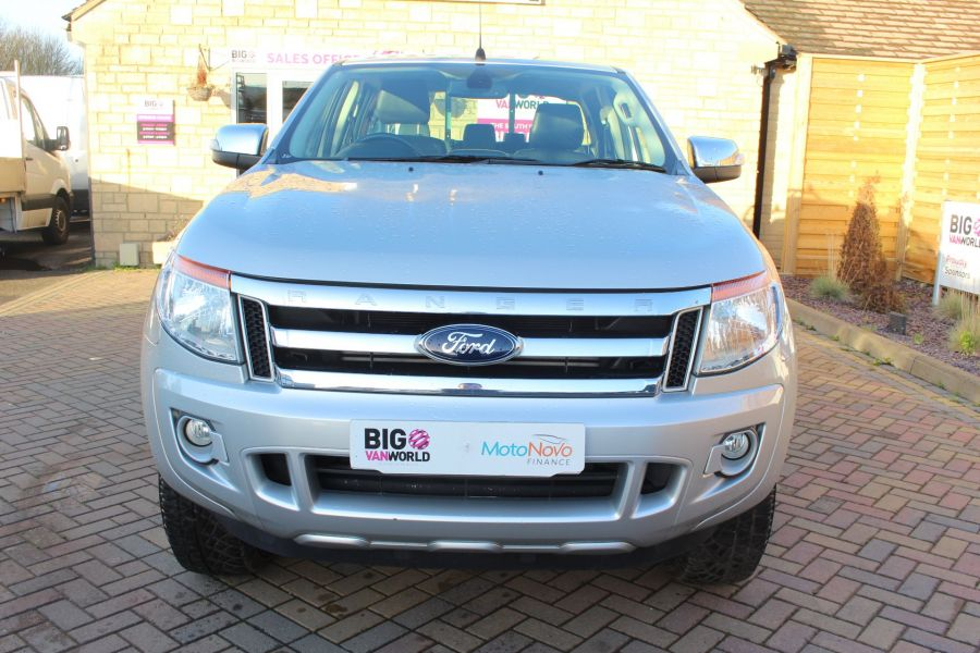 FORD RANGER TDCI 150 LIMITED 4X4  DOUBLE CAB - 6981 - 9