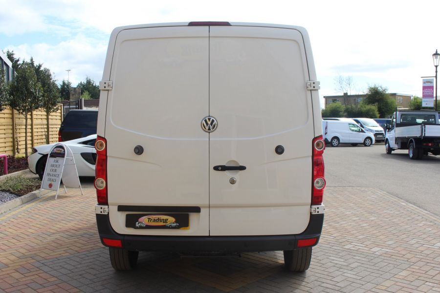VOLKSWAGEN CRAFTER CR30 TDI 109 BHP SWB LOW ROOF - 6069 - 4