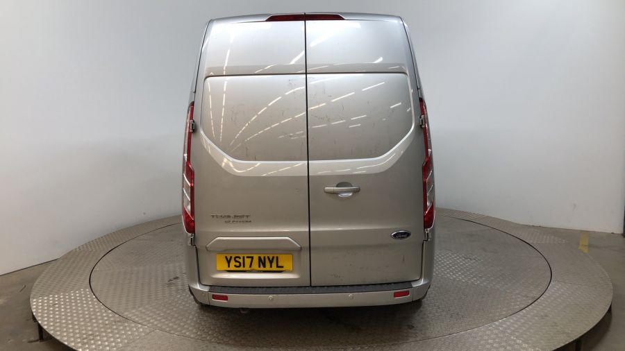 FORD TRANSIT CUSTOM 290 TDCI 130 L2H2 LIMITED LWB HIGH ROOF FWD - 11482 - 4