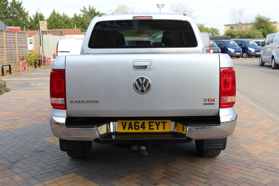 VOLKSWAGEN AMAROK DC BITDI 180 HIGHLINE 4MOTION DOUBLE CAB - 9182 - 6