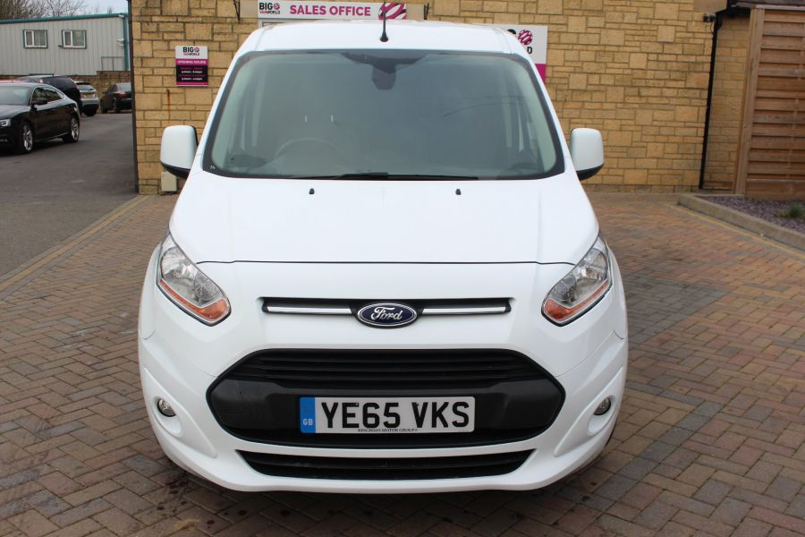 FORD TRANSIT CONNECT 240 TDCI 115 L2 H1 LIMITED LWB LOW ROOF - 8671 - 9