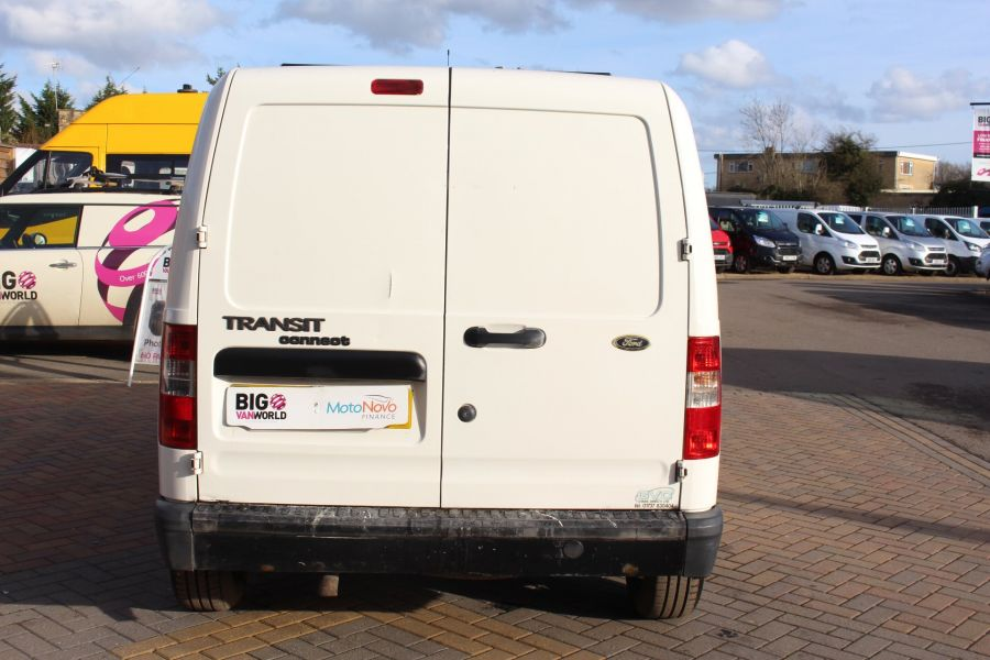 FORD TRANSIT CONNECT T200 TDDI 75 SWB - 7281 - 6