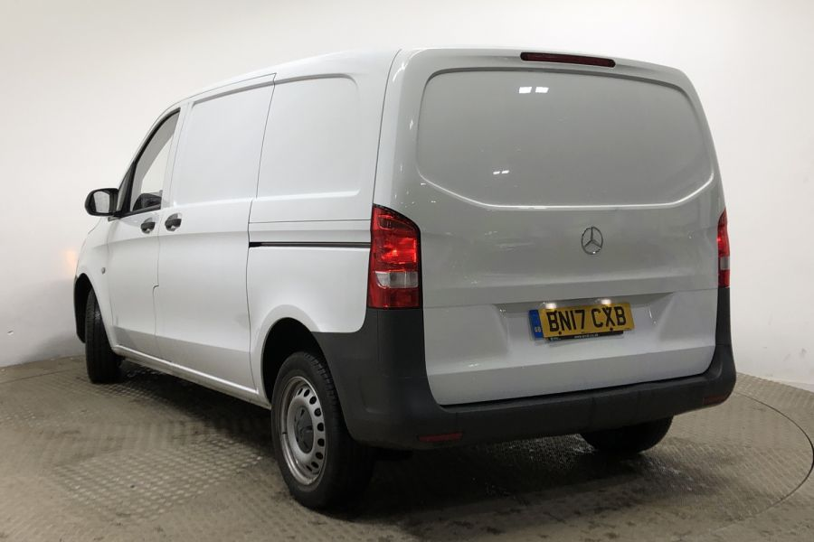 MERCEDES VITO 111 CDI 114 COMPACT SWB LOW ROOF - 12007 - 4