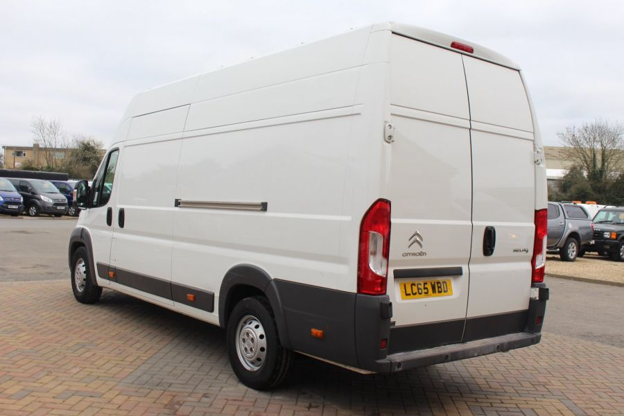 CITROEN RELAY 35 HDI 130 HEAVY L4 H3 ENTERPRISE HIGH ROOF - 9043 - 6