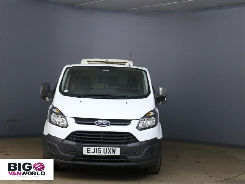 FORD TRANSIT CUSTOM 290 TDCI 125 L1H1 FREEZER VAN SWB LOW ROOF WITH OVERNIGHT - 10169 - 3