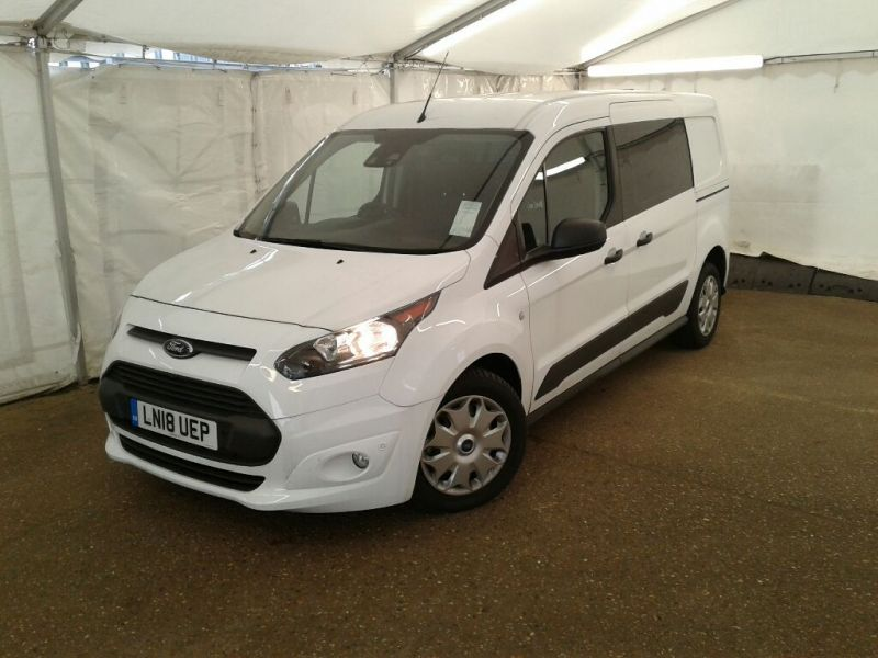 FORD TRANSIT CONNECT 240 TDCI 120 L2H1 TREND POWERSHIFT LWB LOW ROOF - 9768 - 1