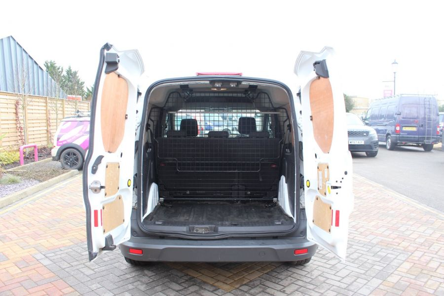 FORD TRANSIT CONNECT 220 TDCI 75 L1 H1 DOUBLE CAB 5 SEAT CREW VAN - 7182 - 20