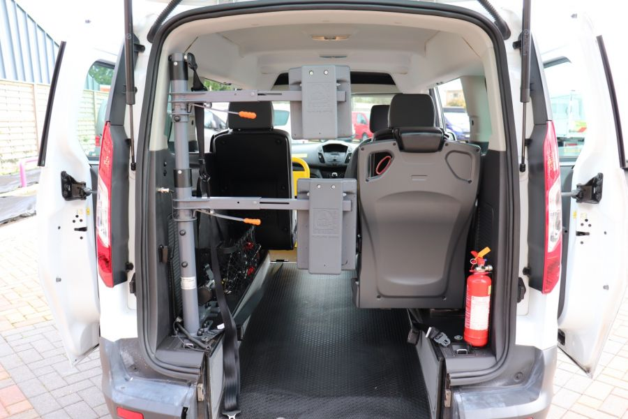 FORD GRAND TOURNEO CONNECT TDCI 95 COMBI VAN WITH WHEELCHAIR ACCESS - 11545 - 42