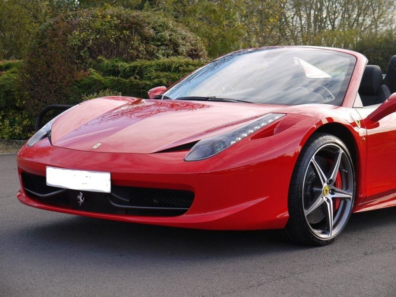 FERRARI 458 SPIDER DCT LHD UK REGISTERED - 2983 - 13