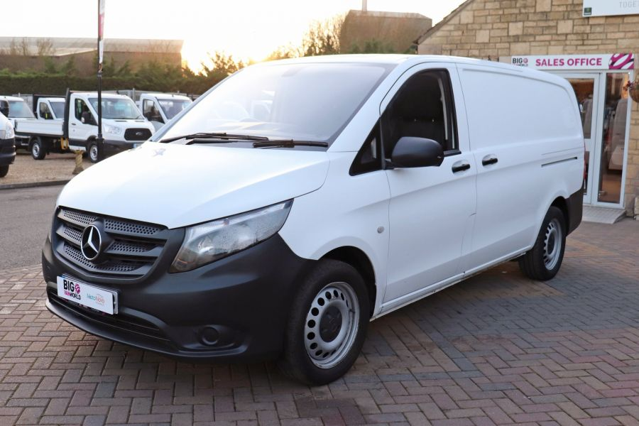 MERCEDES VITO 111 CDI 114 LWB LOW ROOF - 11996 - 7
