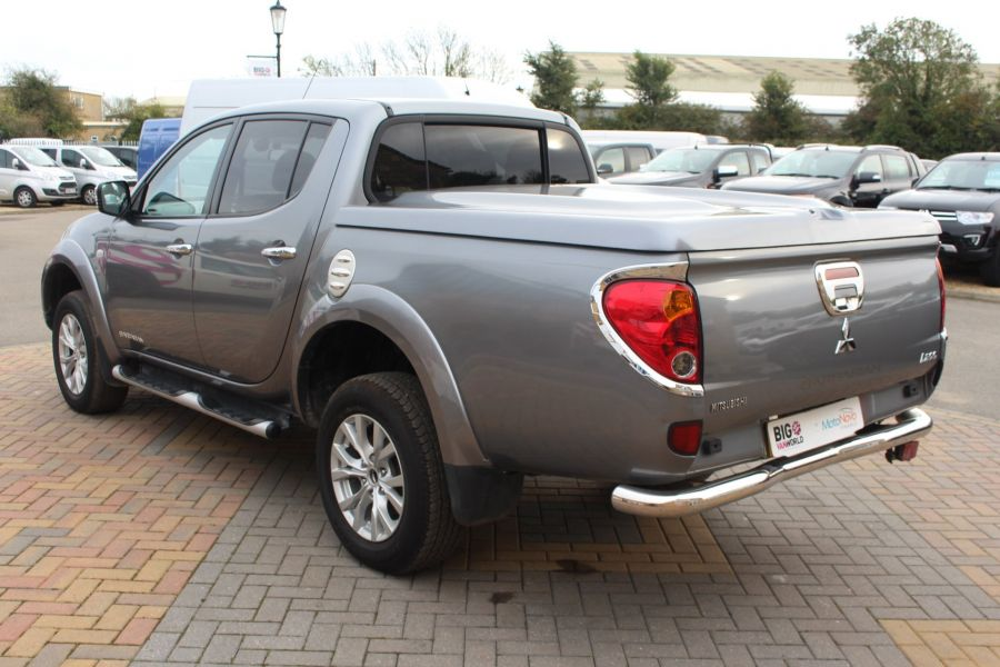 MITSUBISHI L200 DI-D 4X4 LWB BARBARIAN LB 175 BHP DOUBLE CAB WITH MOUNTAIN TOP  - 6724 - 7