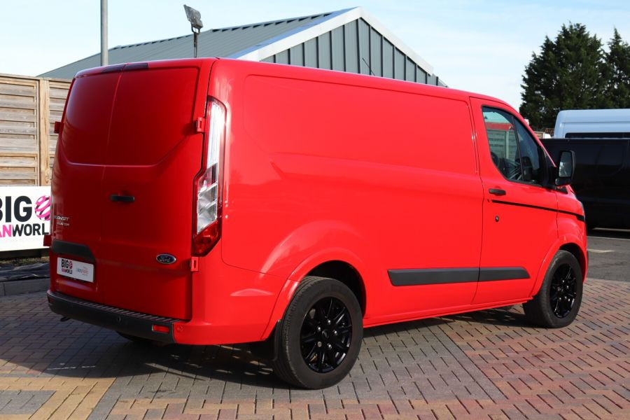FORD TRANSIT CUSTOM 290 TDCI 170 L1H1 TREND COLOUR EDITION SWB LOW ROOF - 11530 - 6