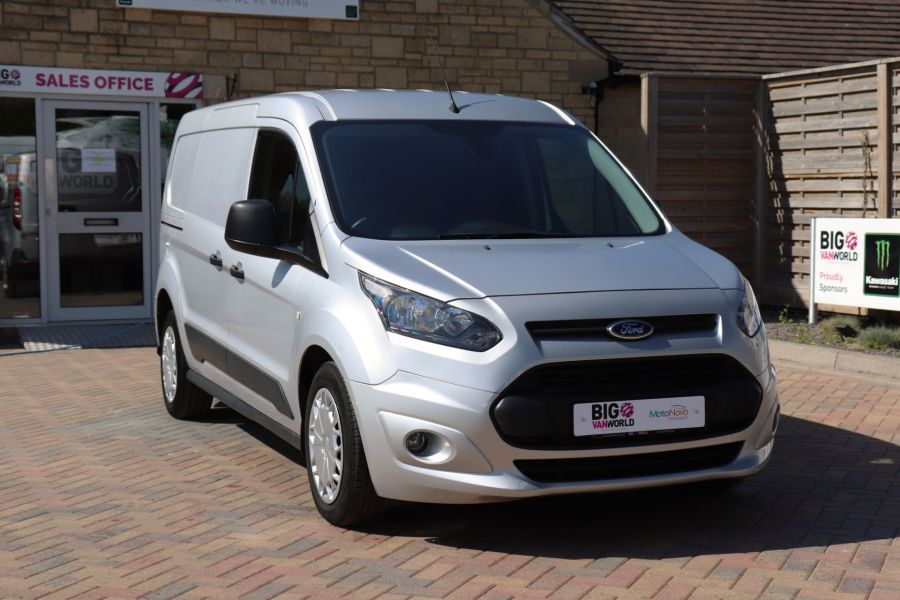 FORD TRANSIT CONNECT 240 TDCI 115 L2H1 TREND LWB LOW ROOF - 10422 - 4