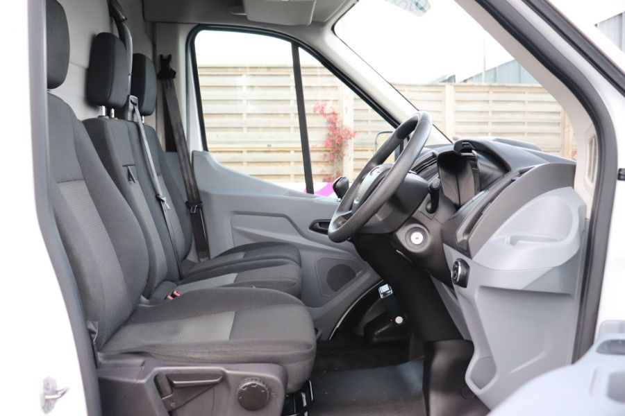 FORD TRANSIT 350 TDCI 130 L3H3 FRIDGE VAN LWB HIGH ROOF - 11298 - 12