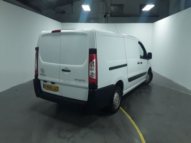 TOYOTA PROACE 1200 HDI 128 L2H1 LWB LOW ROOF - 12138 - 3