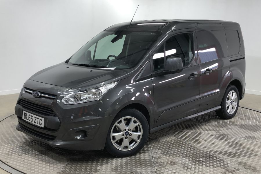 FORD TRANSIT CONNECT 200 TDCI 120 L1H1 LIMITED SWB LOW ROOF - 12459 - 5