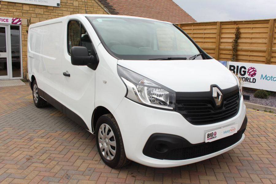 RENAULT TRAFIC LL29 DCI 115 L2 H1 BUSINESS+ PLUS LWB LOW ROOF - 6467 - 3