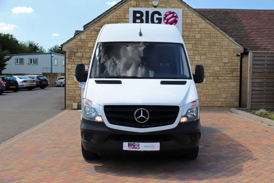 MERCEDES SPRINTER 313 CDI 129 SWB HIGH ROOF - 10755 - 11