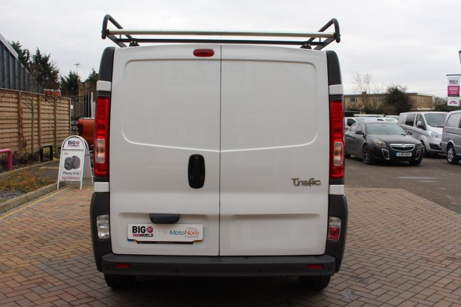 RENAULT TRAFIC SL27 DCI 115 ECO2 SWB LOW ROOF - 6914 - 6