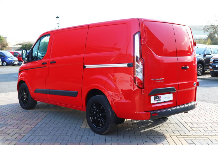 FORD TRANSIT CUSTOM 290 TDCI 170 L1H1 TREND COLOUR EDITION SWB LOW ROOF - 11530 - 8