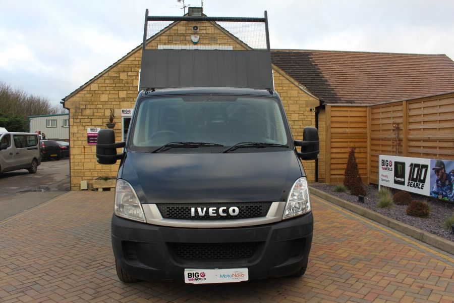 IVECO DAILY 35S13 SINGLE CAB ALLOY TIPPER - 5432 - 8