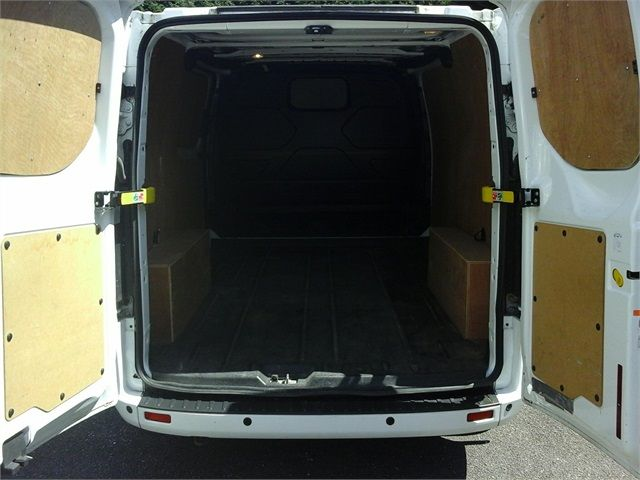 FORD TRANSIT CUSTOM 270 TDCI 125 LIMITED L1 H1 SWB LOW ROOF FWD - 6592 - 15