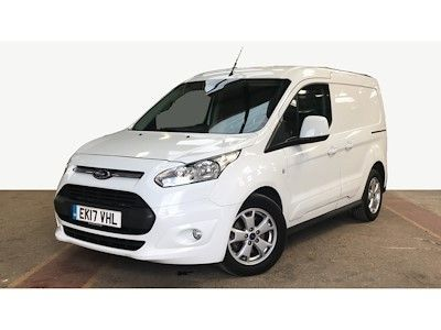 FORD TRANSIT CONNECT 200 TDCI 120 L1H1 LIMITED SWB LOW ROOF - 11208 - 6