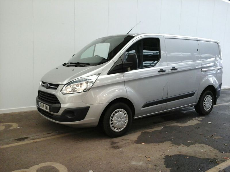FORD TRANSIT CUSTOM 290 TDCI 100 L1 H1 TREND SWB LOW ROOF FWD - 9175 - 1