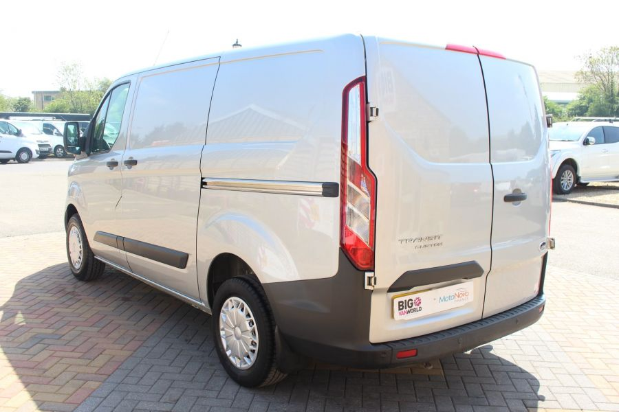 FORD TRANSIT CUSTOM 270 TDCI 100 TREND L1 H1 SWB LOW ROOF - 7163 - 7