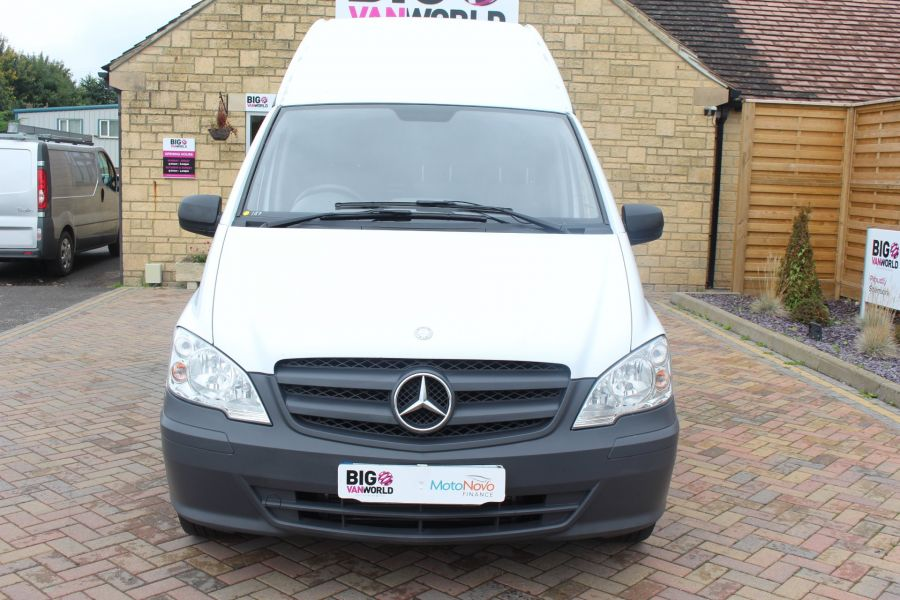 MERCEDES VITO 116 CDI 163 BHP LWB HIGH ROOF - 6716 - 9