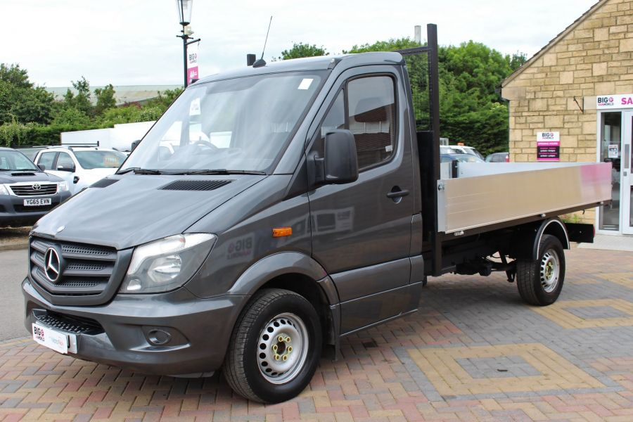 MERCEDES SPRINTER 313 CDI 129 MWB SINGLE CAB NEW BUILD ALLOY TIPPER - 9592 - 20