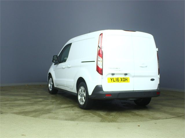 FORD TRANSIT CONNECT 200 TDCI 120 L1 H1 LIMITED SWB LOW ROOF - 7012 - 4