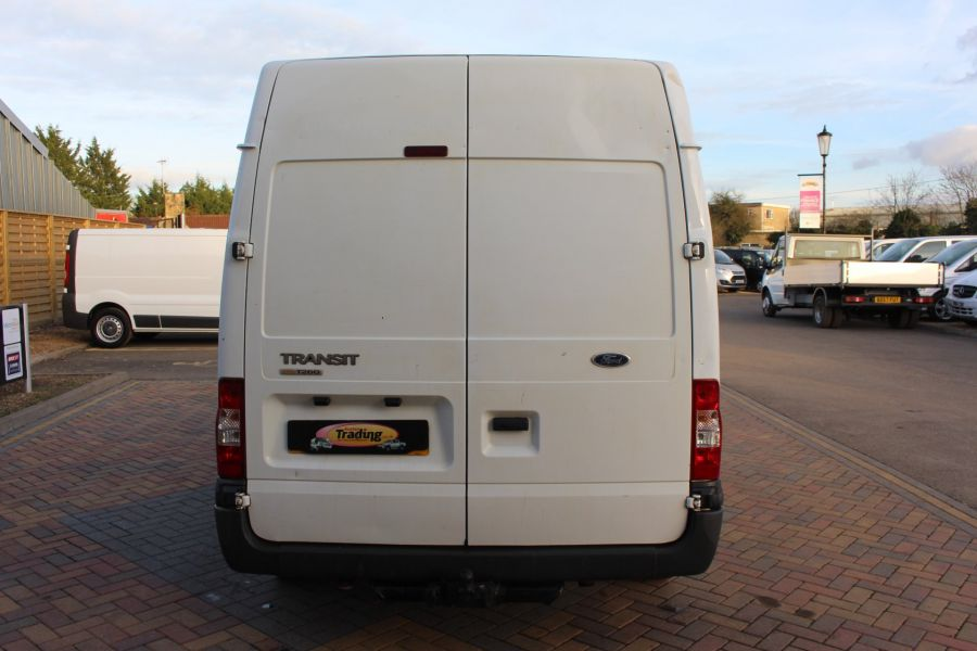 FORD TRANSIT 260 SWB SEMI HIGH ROOF NO VAT - 5782 - 4