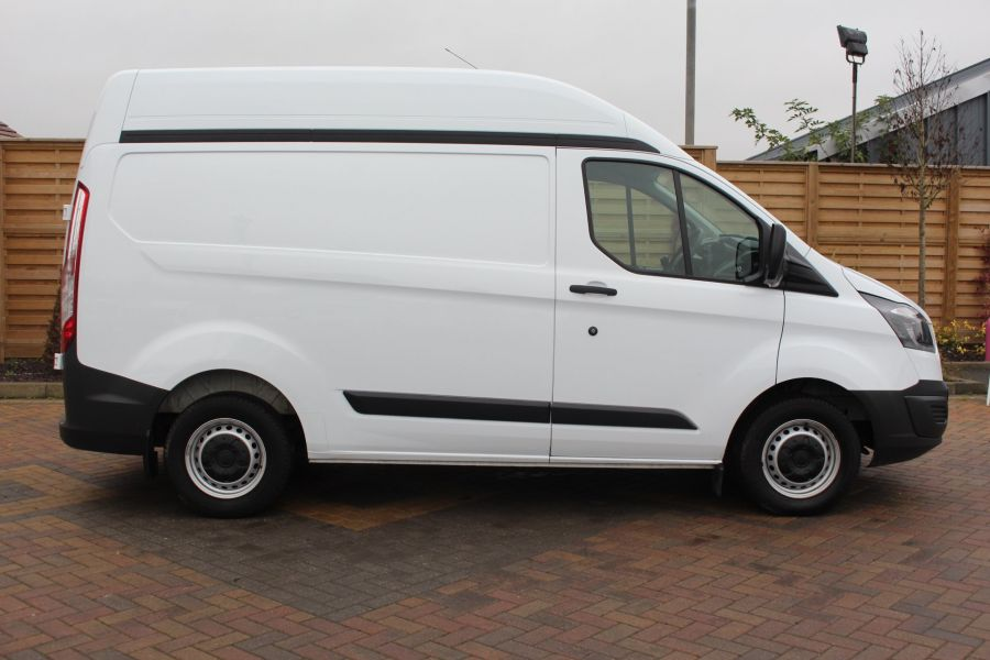 FORD TRANSIT CUSTOM 270 TDCI 100 L1 H2 SWB HIGH ROOF FWD - 6966 - 4