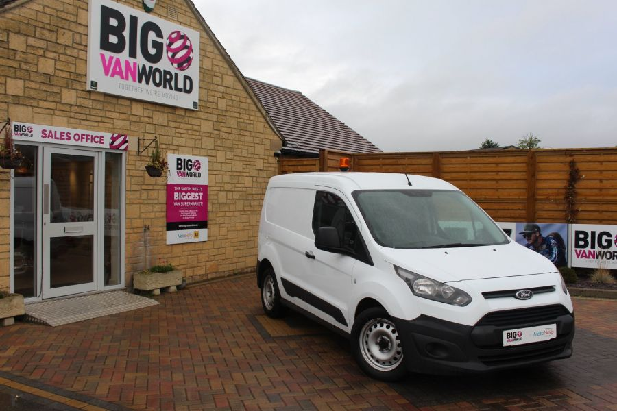 FORD TRANSIT CONNECT 200 TDCI 95 L1 H1 SWB LOW ROOF - 6616 - 1