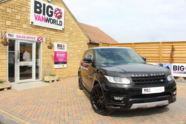 Used LAND ROVER RANGE ROVER SPORT in Used Cars Swindon for sale