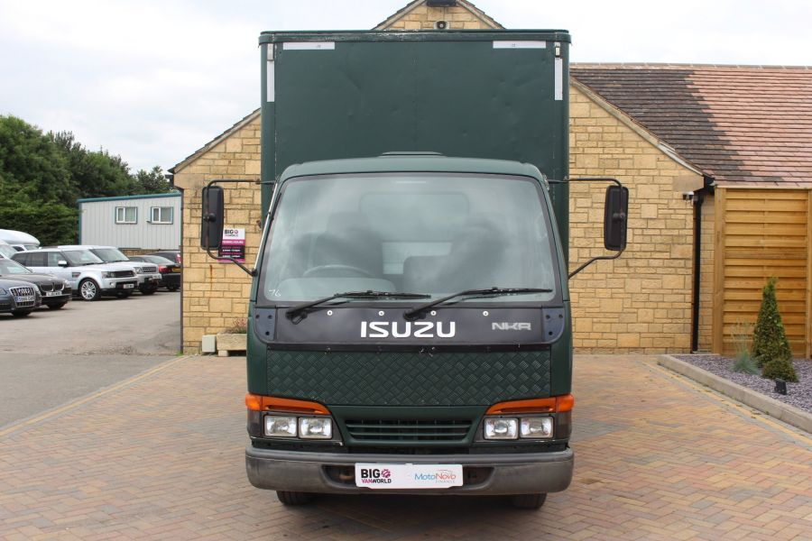 ISUZU TRUCKS NKR 77 TURBO ELECTRIC DI BOX VAN - 6361 - 7