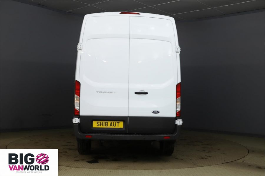 FORD TRANSIT 350 TDCI 130 L3H3 TREND LWB HIGH ROOF - 10951 - 4